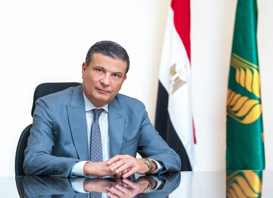 علاء فاروق :  استراتيجية جديدة  لإعادة هيكلة الشركة المصرية للتنمية الزراعية والريفية