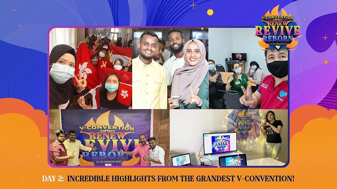 كيونت تطلق مؤتمرها العالمي افتراضياً بحضور 350,000 شخص من مختلف دول العالم