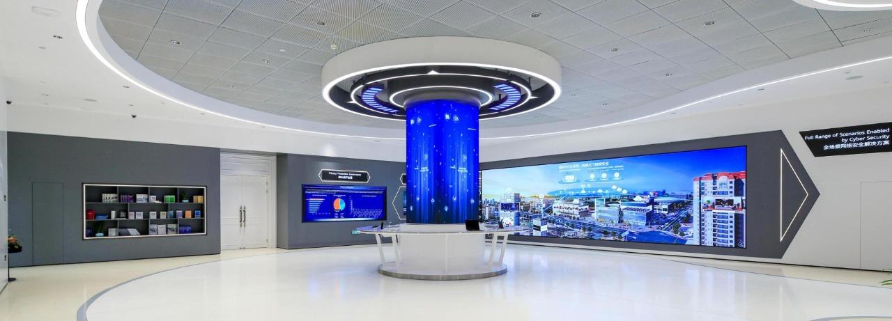 *هواوي تكنولوجيز تنظم جولة افتراضية لغرفة صناعة تكنولوجيا المعلومات والاتصالات داخل مركزها العالمي