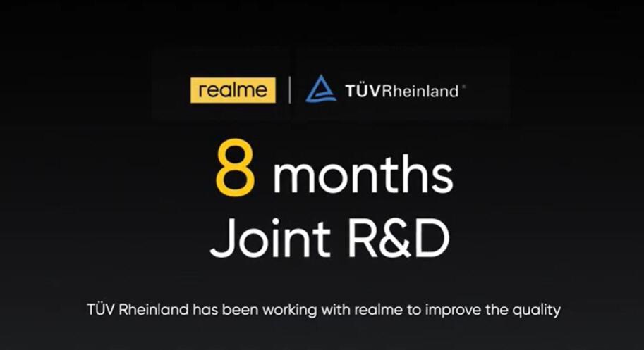 realme تحصد شهادة موثوقية الهواتف الذكية من مؤسسة TÜV Rheinland الألمانية.. وتحتل المركز الرابع في السوق المصرية