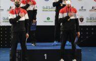 برعاية رسمية من البريد المصري منتخب مصر لسلاح السيف للشباب والناشئين يتوج بطل العالم