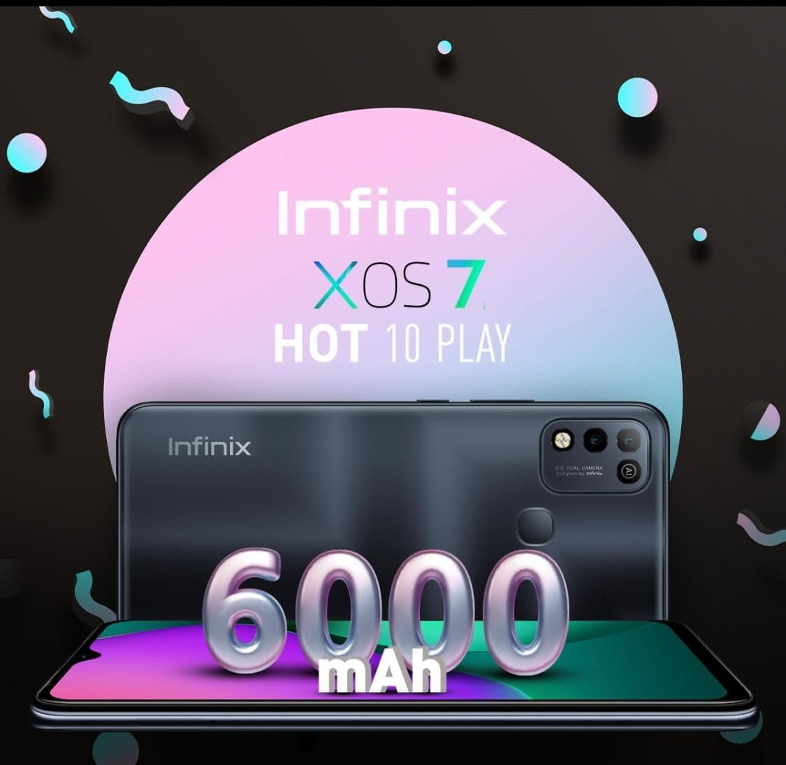حصرياً.. انفينكس تخصص نظام XOS 7.0 لسلسلة  Hot 10