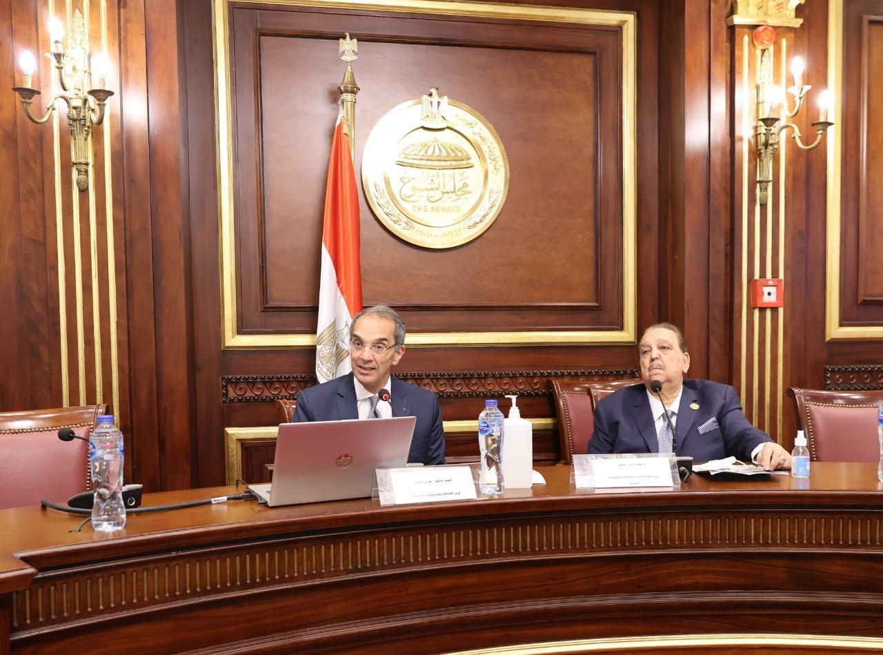 د/ عمرو طلعت: 60  خدمة حكومية على منصة مصر الرقمية و4 مليار جنيه لتطوير البريد  خلال 2021