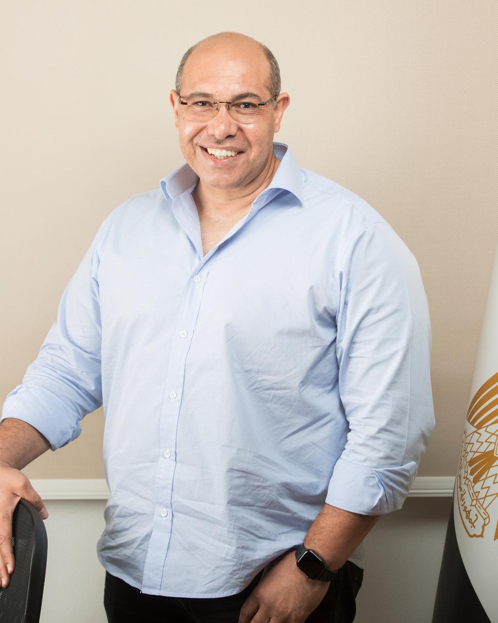 رائد الأعمال المصري حاتم قنديل يسعي إلى دخول موسوعة جينيس بالتزامن مع إطلاق أضخم حملة للتوعية بمنظومة التأمين الصحي الشامل