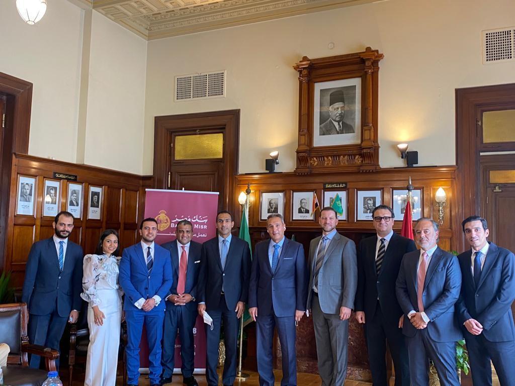 بنك مصر يمنح شركة ستار لايت للتنمية العقارية والسياحية تمويل معبري بقيمة 650 مليون جنيه لتمويل مشروع
