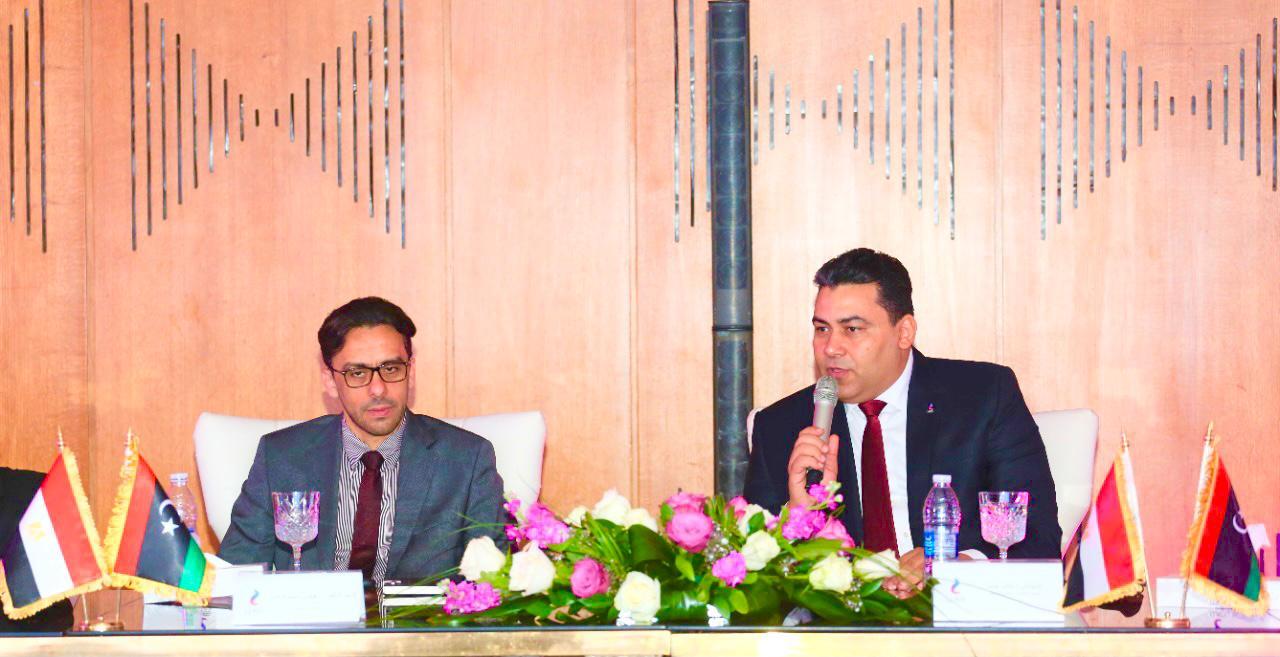 المصرية للاتصالات تستقبل وفدا ليبيا لبحث سبل التعاون بين الجانبين في مجال الاتصالات وتكنولوجيا المعلومات
