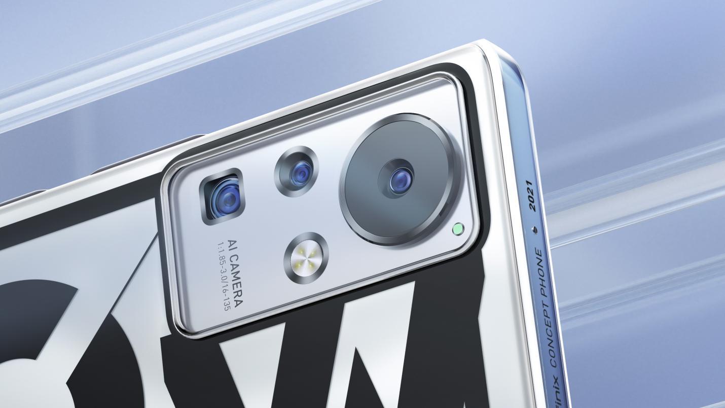 انفينكس تطلق أول concept smartphone بخاصية الشحن السريع 160 واط