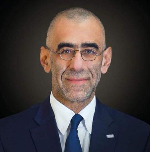 المركزي :حسين اباظه الرئيس التنفيذي والعضو المنتدب للبنك التجاري الدولي