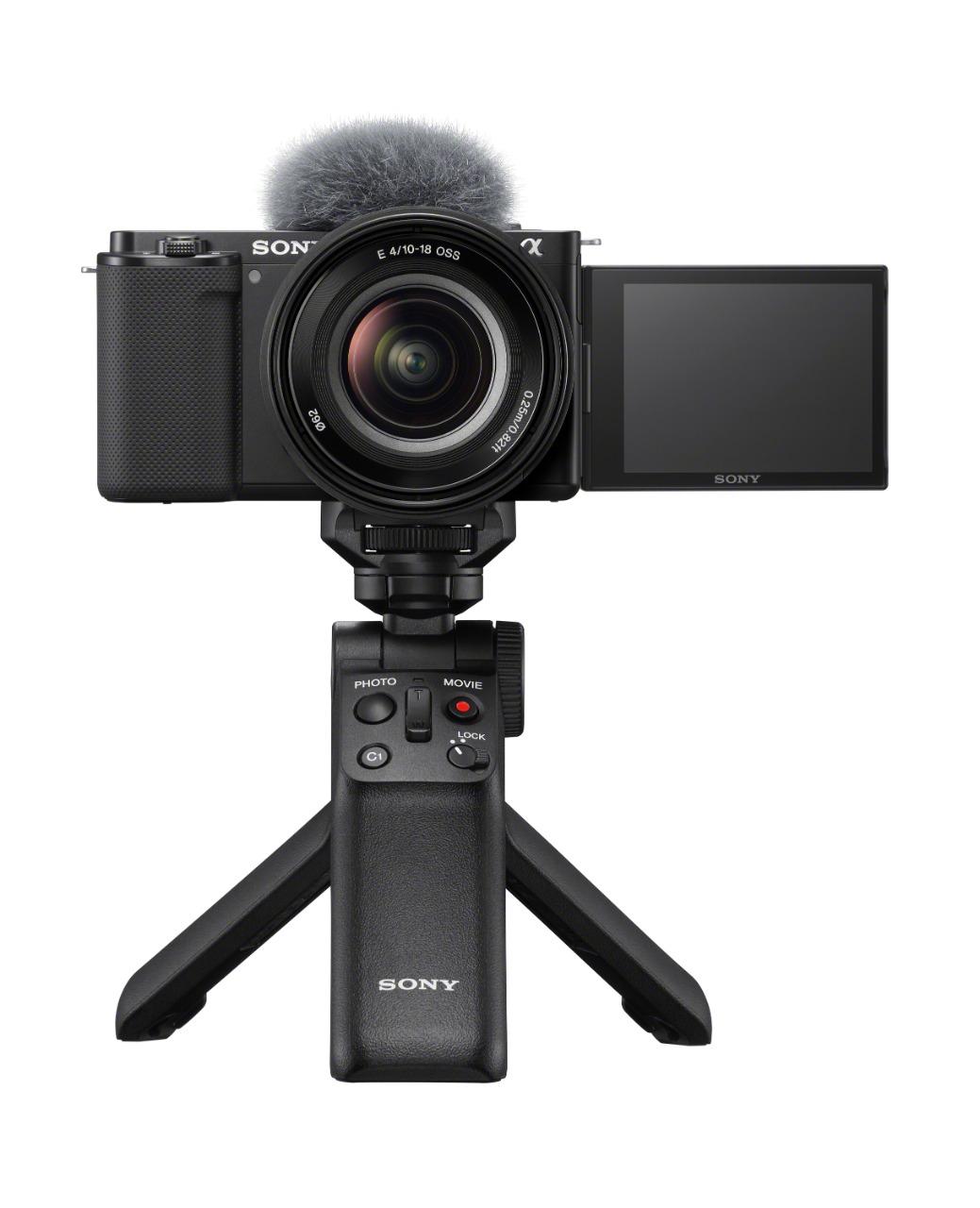 سوني الشرق الأوسط وإفريقيا تطرح الكاميرا Alpha ZV-E10 الجديدة مع ميزة العدسة القابلة للتبديل