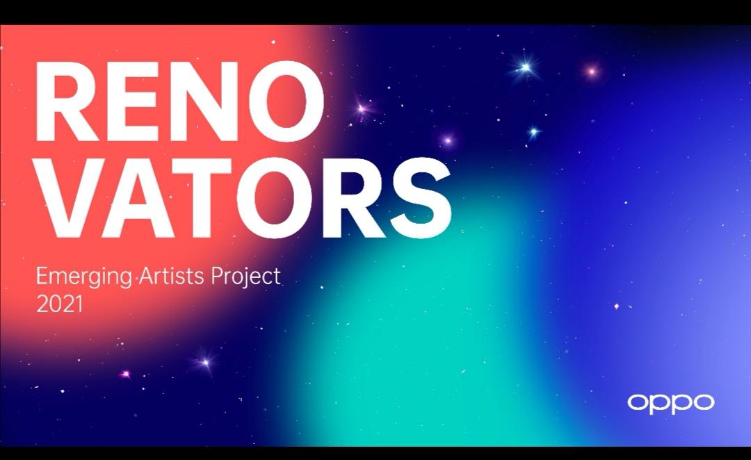 OPPO تطلق مشروع Renovators 2021 للفنانين الناشئين بهدف إحياء الأحلام الإبداعية للشباب في جميع أنحاء العالم
