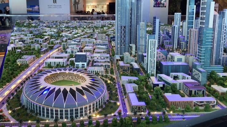 شاه شاكر  : مدن الجيل الرابع إنجاز معمارى وتكنولوجي ينافس كبرى المدن العالمية
