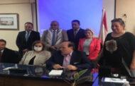 لدعم الطلاب الفلسطينيين.. بروتوكول تعاون بين جامعة ميريت وأكاديمية طيبة والسفارة الفلسطينية بالقاهرة