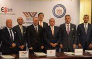 بقيادة بنك القاهرة كمرتب رئيسى  وكوكيل للقرض   IMLA وبتحالف مع بنكى الأهلى ومصر قرض مشترك لشركة تكنولوجيا الأخشاب