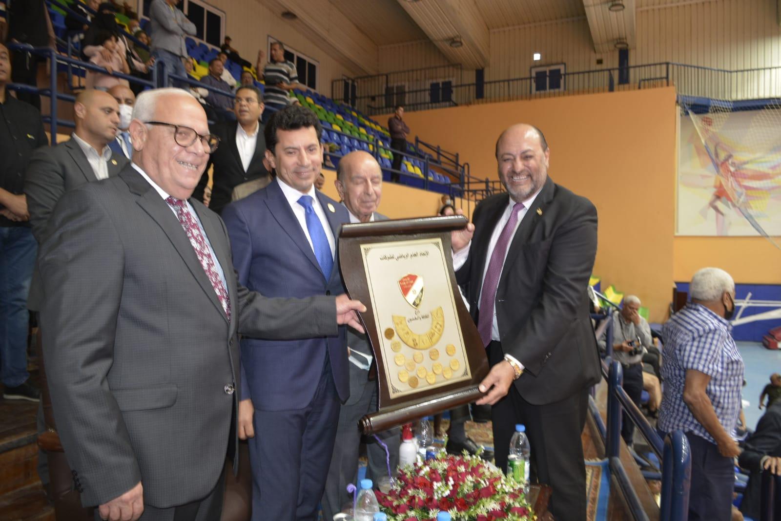 للعام التاسع عشر على التوالي  الشركة الشرقية ايسترن كومبانى تفوز ببطولة أوليمبياد الشركات في دورتها الـ ٥٤ بمدينة بورسعيد